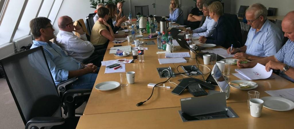 Kontaktmøte med Innovasjon Norge