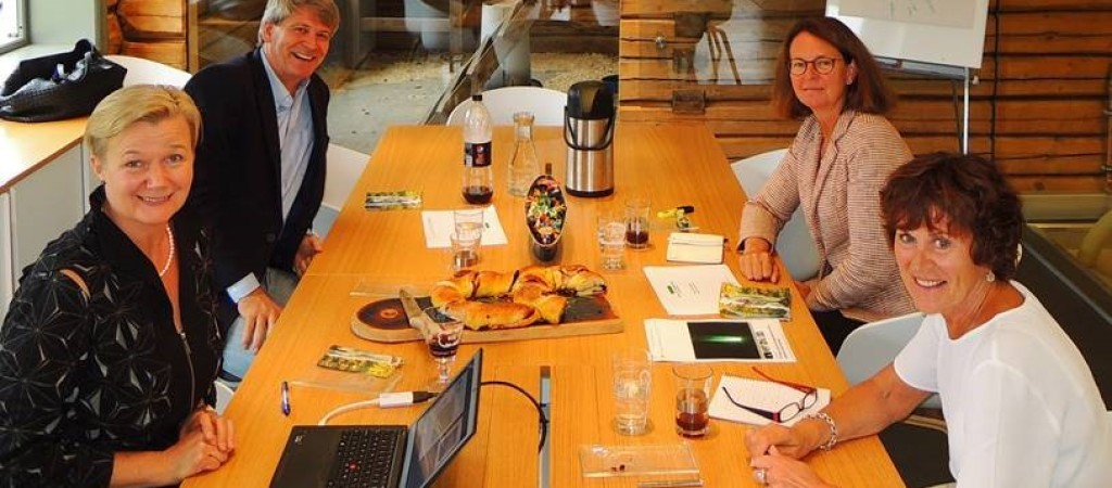 FFM besøker testsenter i Svene