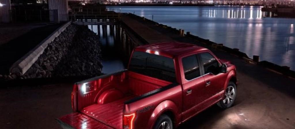 Samarbeid mellom Ford og Alcoa om lettere biler
