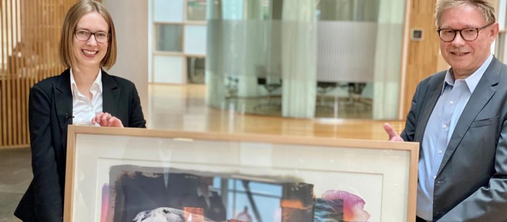 Borregaard er vinner av Eksportprisen 2020